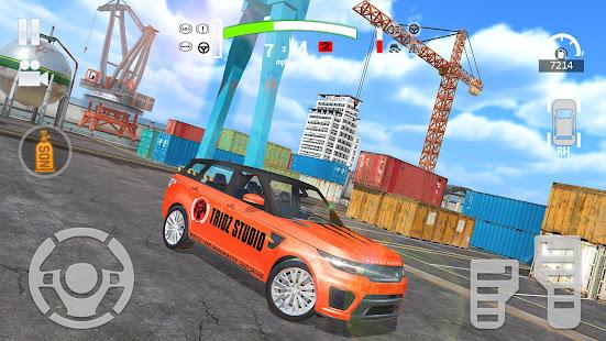 Crazy Car Driving & City Stunts: Rover Sport 1.18 Screenshots 15