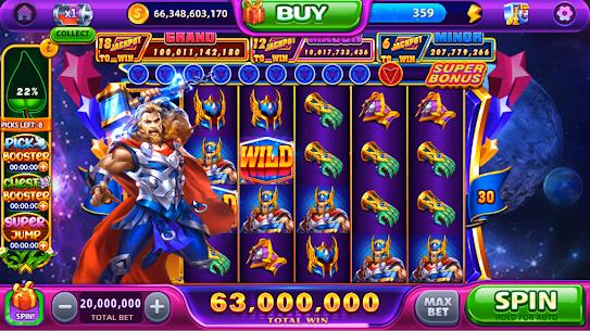 Free Jackpot Storm – Casino Slot Apk Download 2021 5