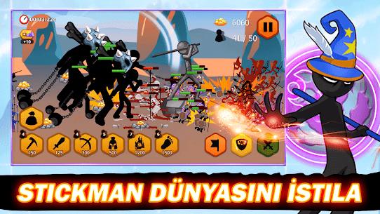 Stickman Battle 2021  Stick Fight War Apk 3