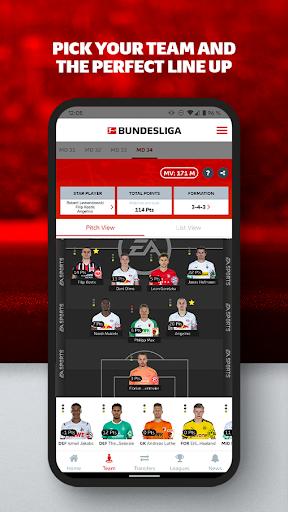 Foto do Official Bundesliga Fantasy Manager