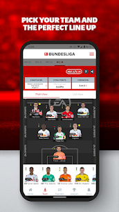 Official Bundesliga Fantasy Manager 1.22.0 Latest MOD Updated 2
