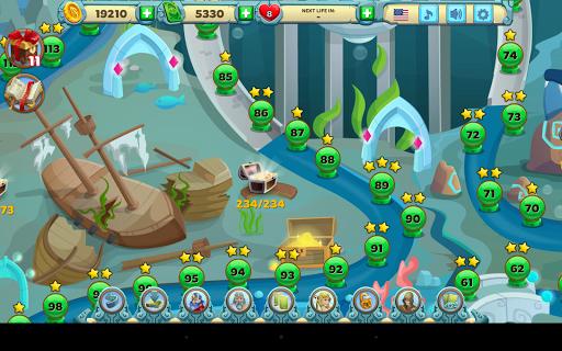 Solitaire Atlantis  screenshots 9