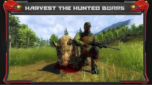 Wild Hunt - Pig Sniper Shooting 1.0.19 screenshots 7