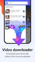 Phoenix Browser -Video Download, Private & Fast screenshot thumbnail