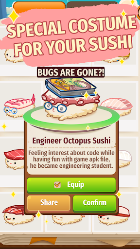 Tap Tap Sushi apkpoly screenshots 4