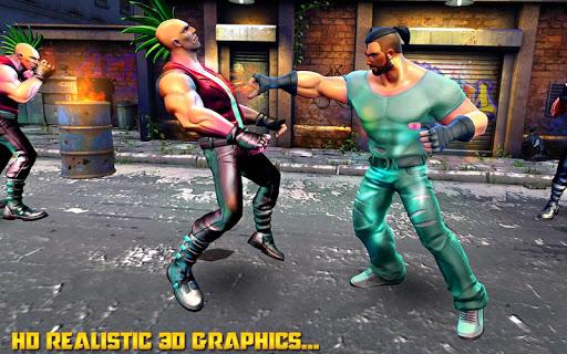 Kung Fu Commando 2020 : New Fighting Games 2020 4.6 screenshots 6
