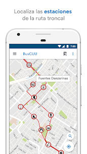 BusCUU 1.4.1.8 Unlocked MOD APK Android 1
