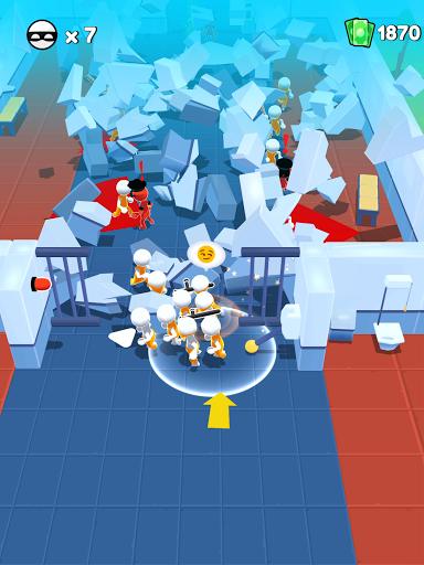 Prison Escape 3D - Stickman Prison Break android2mod screenshots 23