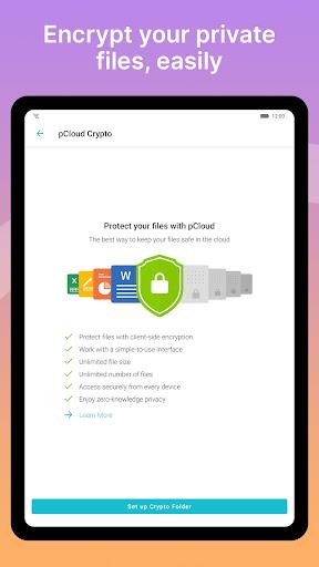 pCloud: Free Cloud Storage screenshots 15