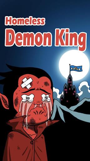 Homeless Demon King(Idle Game) screenshots 1