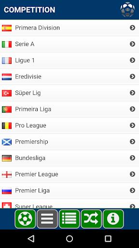 Soccer Forecast 1.3.8 screenshots 2