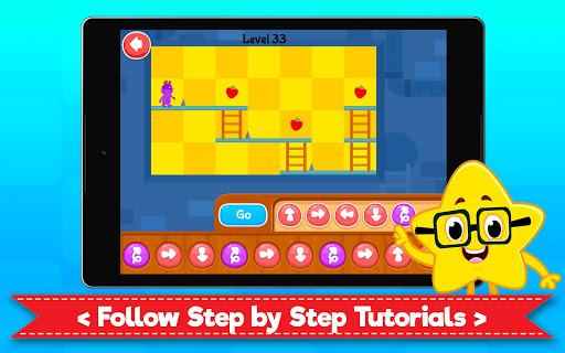 Coding Games For Kids - Learn To Code With Play  screenshots 15