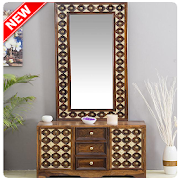 Dressing Table Design Idea
