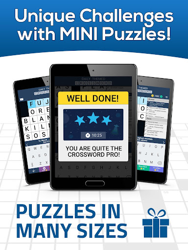 Daily Themed Crossword - A Fun crossword game 1.402.0 screenshots 16