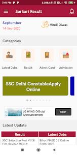 Sarkari Result : Official Mobile App | Oct 2020 (MOD, AD-Free) v2.7 1