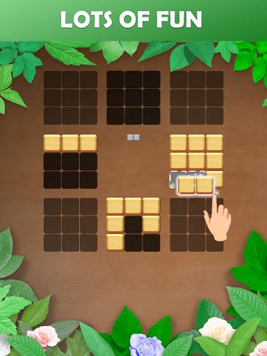 Wood Block Puzzle: Reversed Tetris & Block Puzzle android2mod screenshots 12