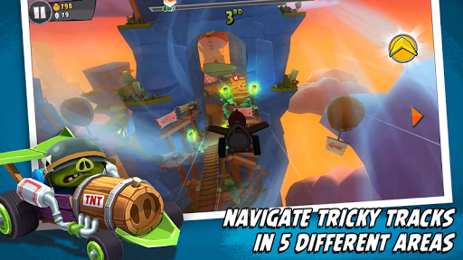 Angry Birds Go!  screenshots 3