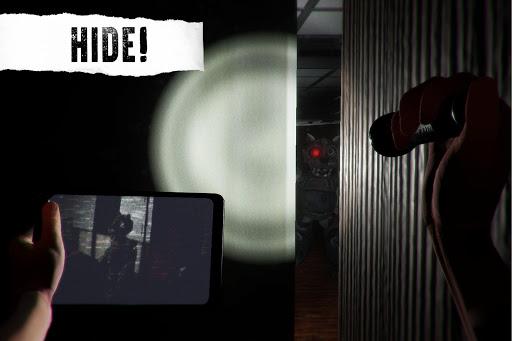 CASE: Animatronics - Horror game  screenshots 2