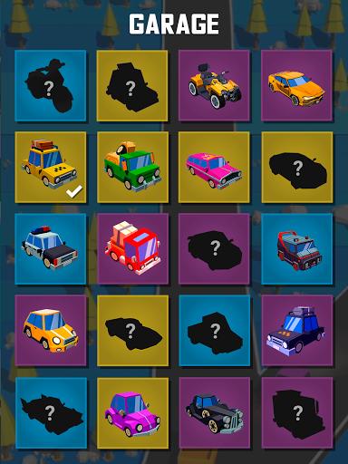 Taxi Run - Crazy Driver 1.30 screenshots 14