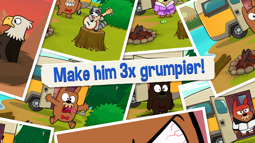 Do Not Disturb 3 - Grumpy Marmot Pranks! 1.1.6 screenshots 4