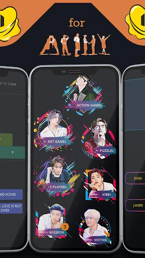 A.R.M.Y - game for Kpop worldwide BTSfan screenshots 2