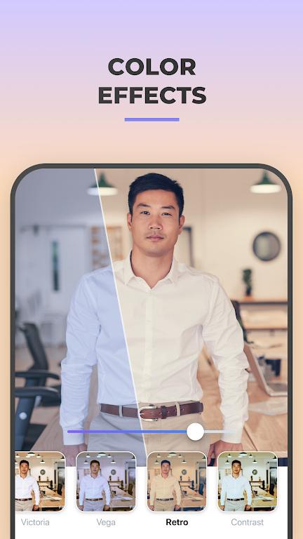 FaceApp - AI Face Editor  poster 6