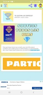 Diamantes PlayFree Screenshot