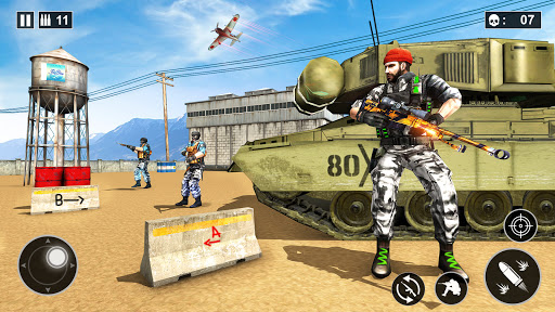 Military Commando Army Game: New Mission Games 1.0.7 screenshots 2