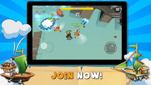 Ship.io - New online multiplayer io game for free 3.0 screenshots 16