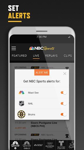 NBC Sports 8.1.7 Screenshots 4