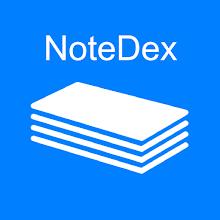 NoteDex - Index Card, Flash Card, Note Taking App icon
