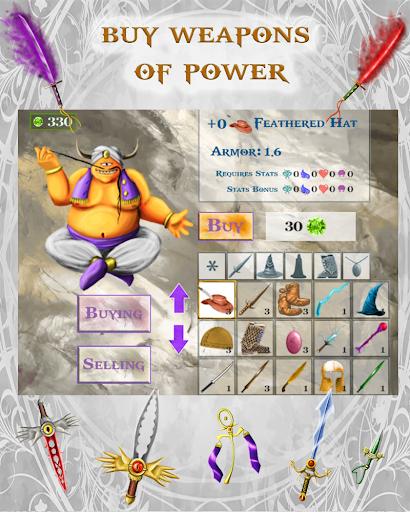 Fantasy Cave D&D Style RPG  screenshots 2