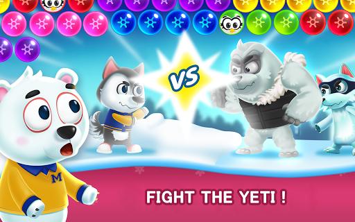 Bubble Shooter - Frozen Pop Games screenshots 6