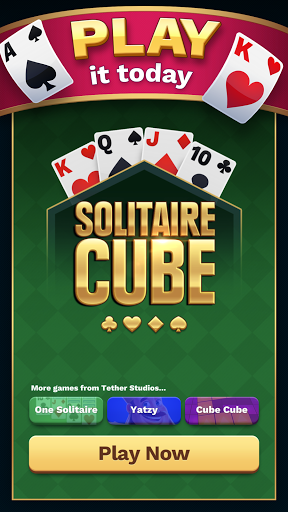 Solitaire Cube: Card Game Training 1.03 screenshots 4