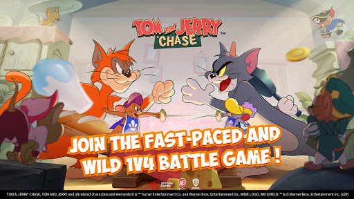 Tom and Jerry: Chase apktram screenshots 13