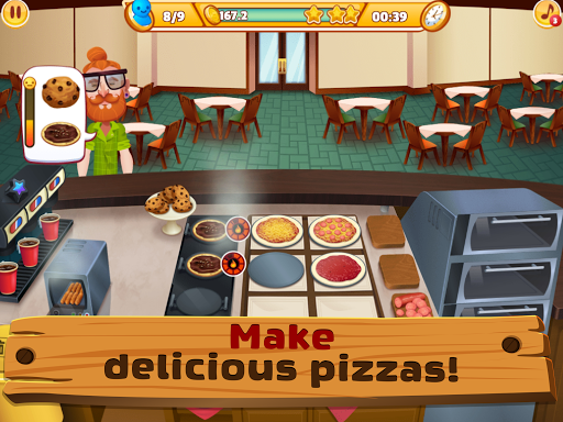 My Pizza Shop 2 - Italian Restaurant Manager Game apkpoly screenshots 12