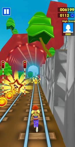Subway Endless - Train Surf Run  Screenshots 1