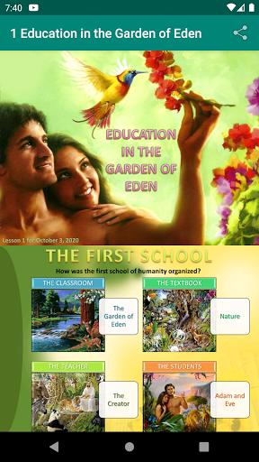 ASSL - Adult Sabbath School Lesson android2mod screenshots 3