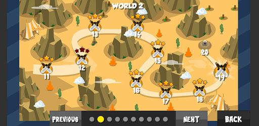 Defence of Heroes  screenshots 4