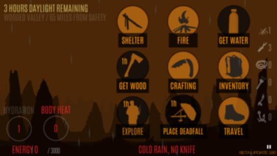 Free Survive – Wilderness survival Apk Download 2021 5