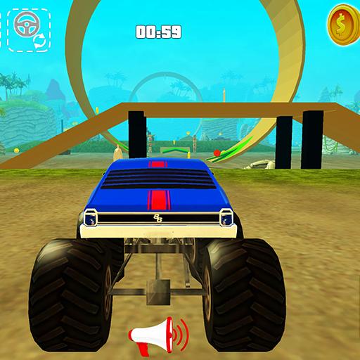 Monster Truck Racing Hero