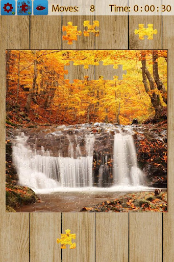 Waterfall Jigsaw Puzzles screenshots 9