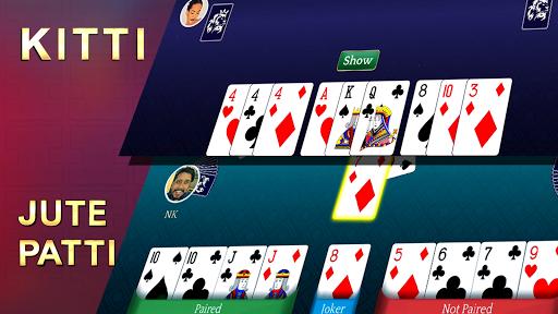 Callbreak, Ludo, Rummy, 29 & Solitaire Card Games 2.8 screenshots 7