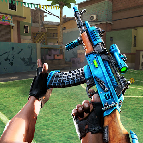 MaskGun - Online multiplayer FPS shooting gun game 2.826
