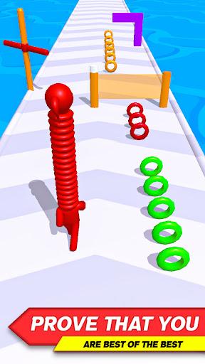 Longest Neck Stack Run 3D 1.4 screenshots 3
