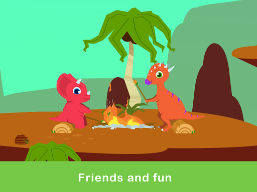 Jurassic Dinosaur - Simulator Games for kids 1.1.5 screenshots 14