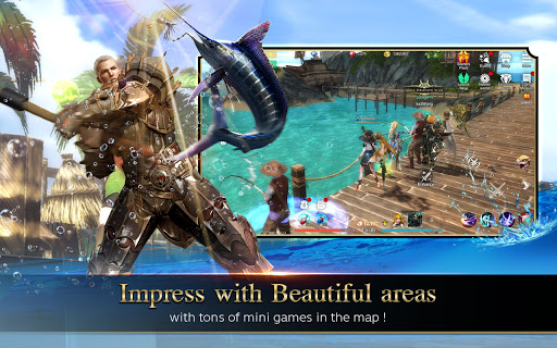 GIGA Dragon War screenshots 7
