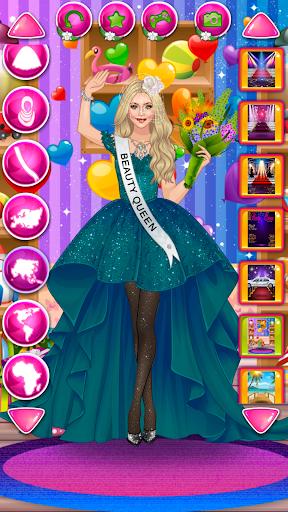 Beauty Queen Dress Up - Star Girl Fashion 1.2 Screenshots 15