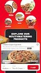 screenshot of PizzaHut UAE