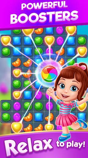 Candy Jelly Match 3 1.8.0 screenshots 3